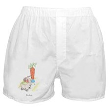 Cute Baby buggy Boxer Shorts