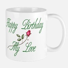 Lover Birthday Mug