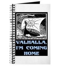 VALHALLA, I'M COMING HOME Journal