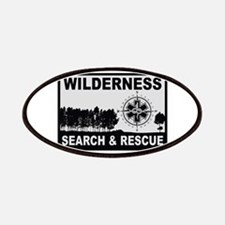 Wilderness Search & Rescue Patch