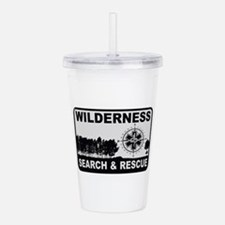 Wilderness Search & Rescue Acrylic Double-wall Tum