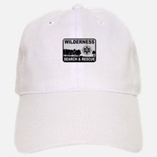 Wilderness Search & Rescue Baseball Baseball Baseball Cap