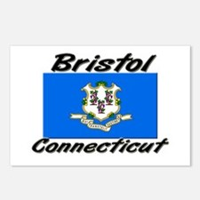 Bristol Connecticut Postcards (Package of 8)