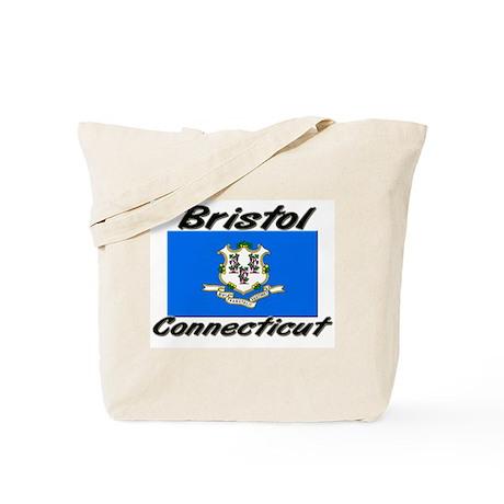 Bristol Connecticut Tote Bag