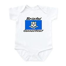 Bristol Connecticut Infant Bodysuit