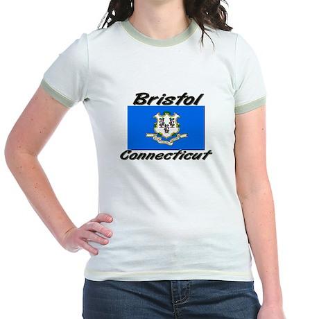 Bristol Connecticut Jr. Ringer T-Shirt