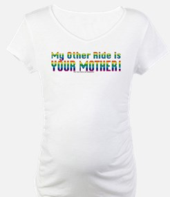 #0126A My Other Ride is YOUR MOTHER! Shirt