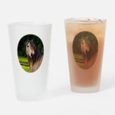 Cute Horse items Drinking Glass