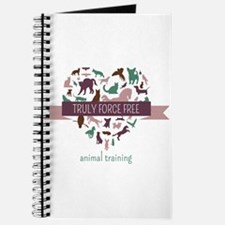 Truly Force Free Animal Training Journal