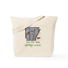 AR-Springs! Tote Bag