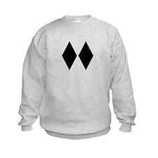 Double Diamond Ski Sweatshirt