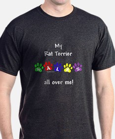 Rat Terrier Walks T-Shirt