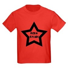 Rock Star Black T