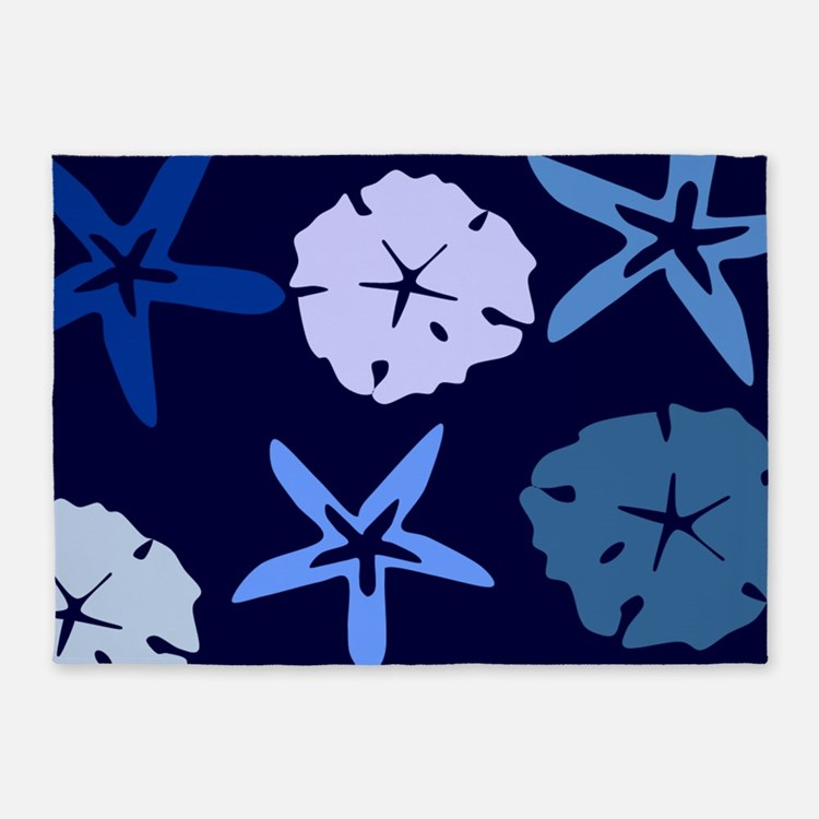 Intertidal Zone 5'x7'Area Rug