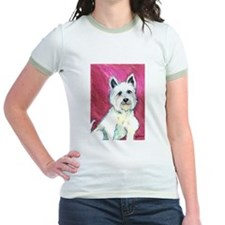 """West Highland Terrier"" T"