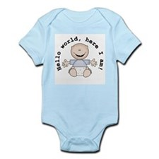 HELLOWORLDWHBOY Body Suit