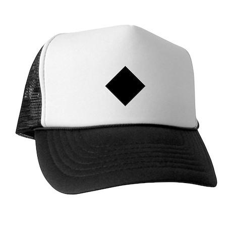 Black Diamond Ski Trucker Hat