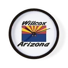 Willcox Arizona Wall Clock