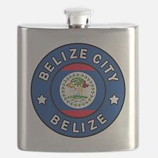 Cute Belize Flask