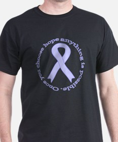 Periwinkle Hope T-Shirt