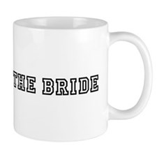 Father of the Bride Small Mugs