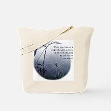 Web of Life Tote Bag