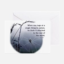 Web of Life Greeting Cards (Pk of 10)
