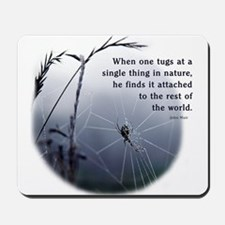 Web of Life Mousepad