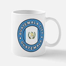 Guatemala City Mugs