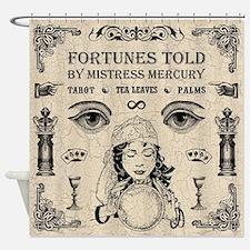 MISTRESS MERCURY Shower Curtain