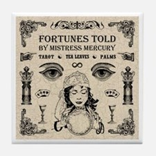 MISTRESS MERCURY Tile Coaster
