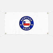 Santiago Chile Banner