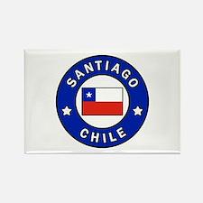 Santiago Chile Magnets