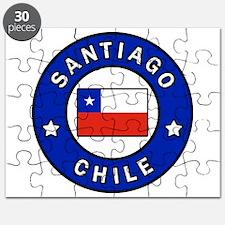 Santiago Chile Puzzle