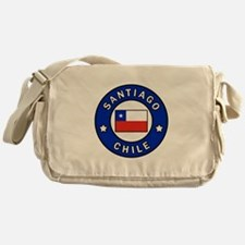 Santiago Chile Messenger Bag