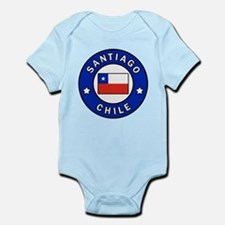 Santiago Chile Body Suit