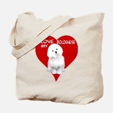 Funny Bolognese Tote Bag