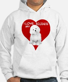 Funny Bolognese Hoodie