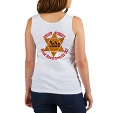 Jude NEVER FORGET Women's Tank Top