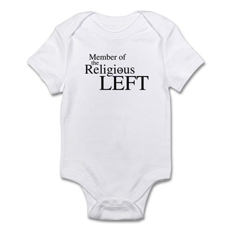 Religious LEFT Infant Bodysuit