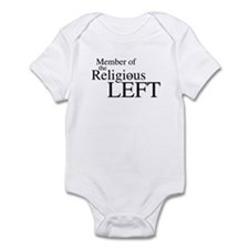 Religious LEFT Infant Bodysuit