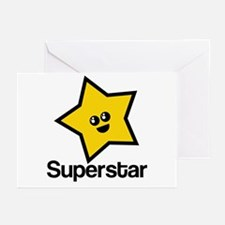 Superstar Greeting Cards (Pk of 20)