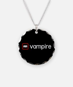 Vampire (Blood Red) Necklace