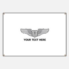 PERSONALIZED NAVIGATOR WINGS Banner