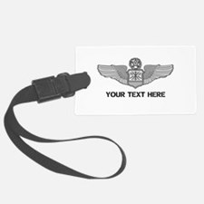 PERSONALIZED MASTER NAVIGATOR WI Luggage Tag