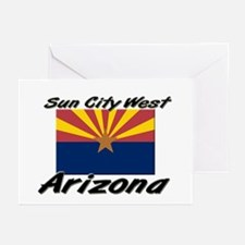 Sun City West Arizona Greeting Cards (Pk of 10)