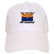 Sun City West Arizona Baseball Baseball Cap