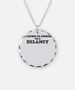 Of course I'm Awesome, Im DE Necklace
