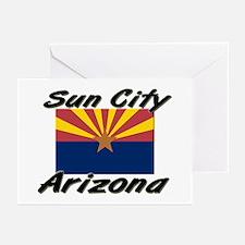 Sun City Arizona Greeting Cards (Pk of 10)
