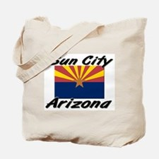 Sun City Arizona Tote Bag
